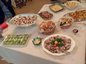 Food at event