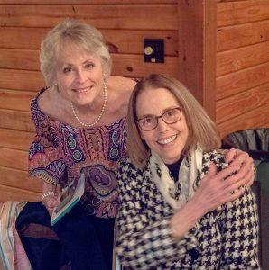 Minge Wiseman and Ginny Leonard Barnette