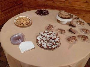 More Food at the December 2018 Event